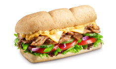 Beef Steak & Cheese